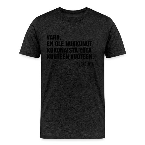 Univaje - Miesten premium t-paita
