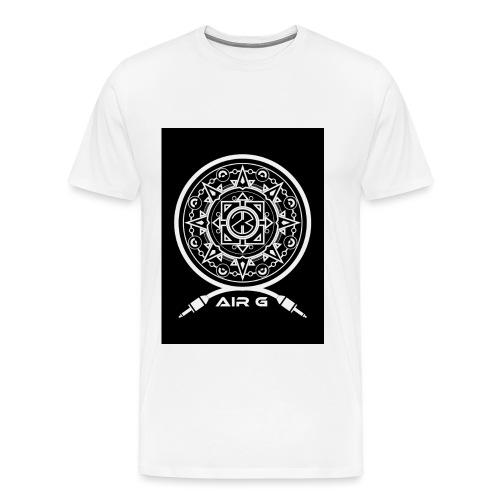 Logo Air G 23 tribe - T-shirt Premium Homme