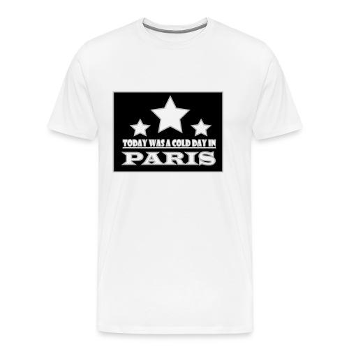 ColdParis - T-shirt Premium Homme