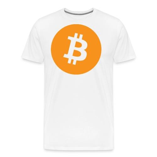 Bitcoin boom - Maglietta Premium da uomo