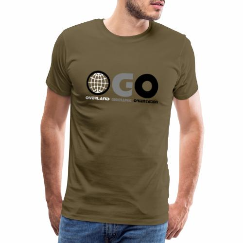 OGO-11A - T-shirt Premium Homme