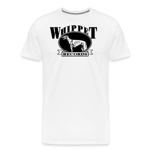 whippet logo - Men's Premium T-Shirt