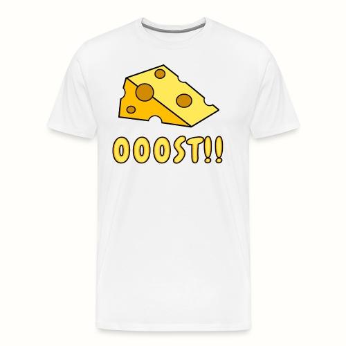 OOOST!! - Premium-T-shirt herr