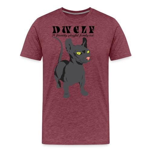 DWELF - Miesten premium t-paita