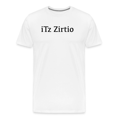zirt - Men's Premium T-Shirt