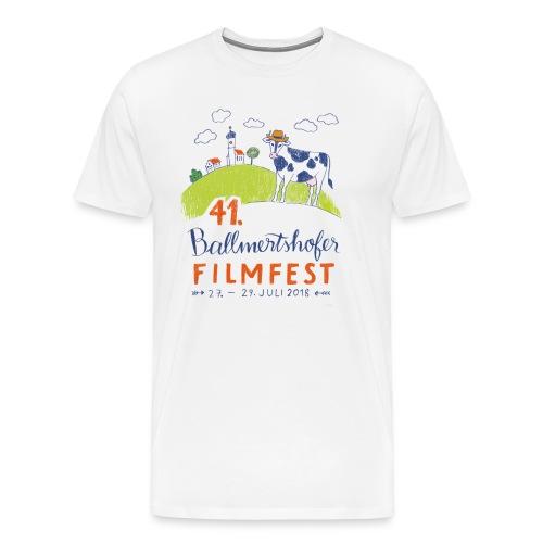41. Filmfest hell - Männer Premium T-Shirt