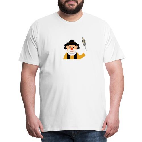 Clown - Männer Premium T-Shirt