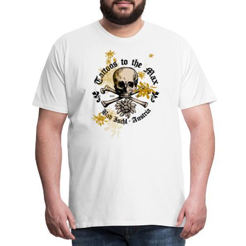 Logo Tattoos to the Max IIII - Männer Premium T-Shirt