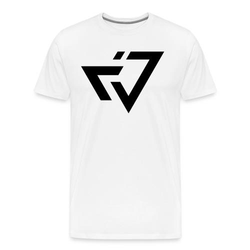 CVM logo - Mannen Premium T-shirt