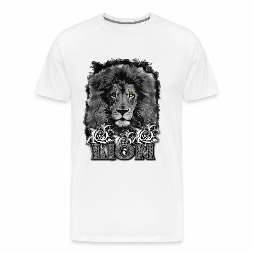 leon 1 - Camiseta premium hombre