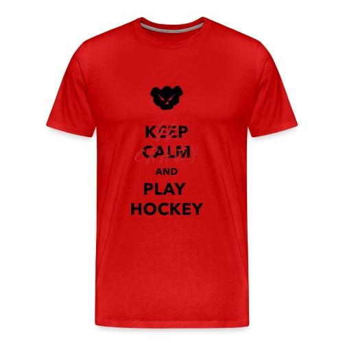 keepcalm png - T-shirt Premium Homme