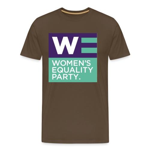 WE_square - Men's Premium T-Shirt