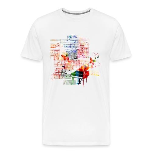 38116636_XL - Mannen Premium T-shirt