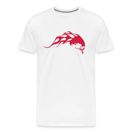Skull 4 Skull No. 4 - Men's Premium T-Shirt