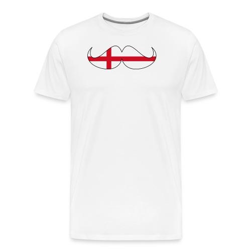 EM Shirt Damen England - Männer Premium T-Shirt
