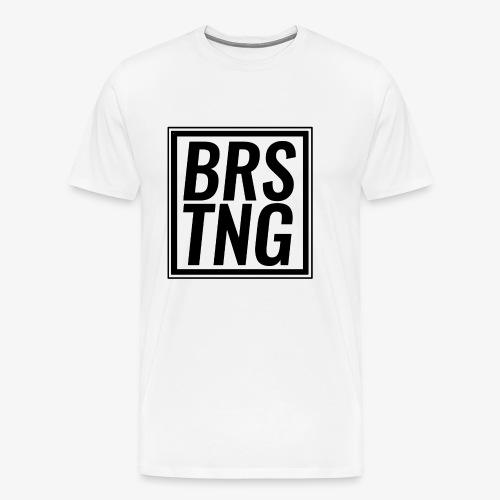 BRSTNG - Männer Premium T-Shirt