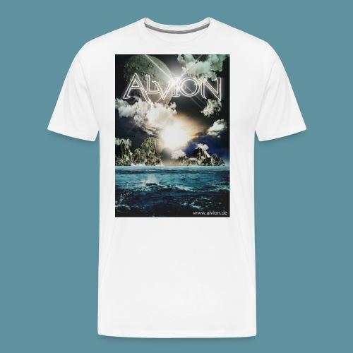 Alvion2NeueWelt jpg - Männer Premium T-Shirt