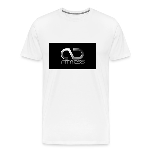INFINITY FITNESS - T-shirt Premium Homme