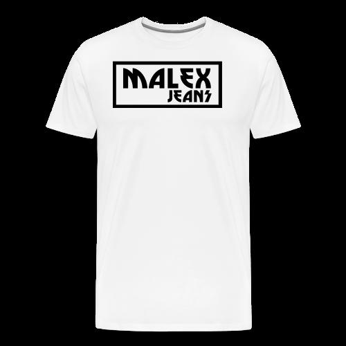 Malex Jeans - Maglietta Premium da uomo