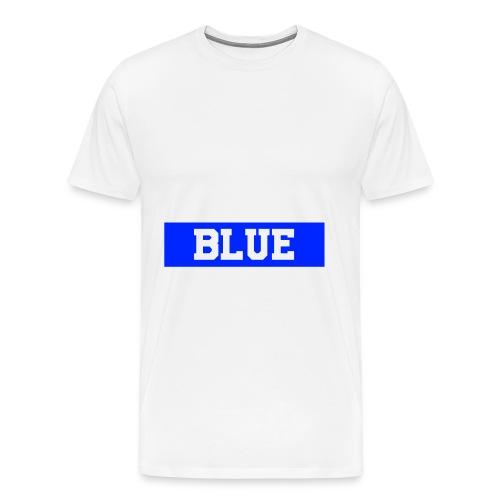 blueee png - Männer Premium T-Shirt