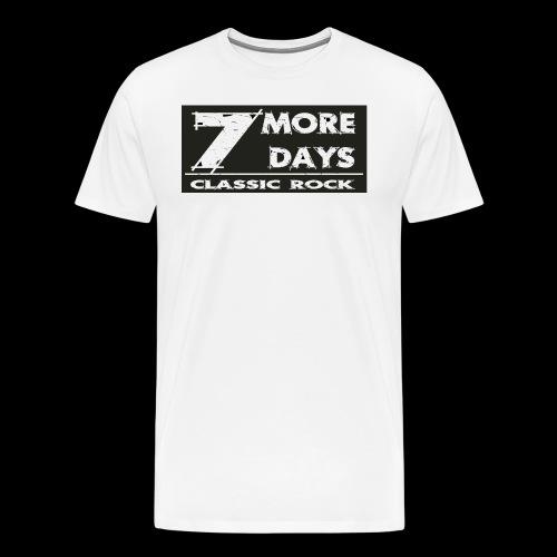 7md Logo Used - Männer Premium T-Shirt