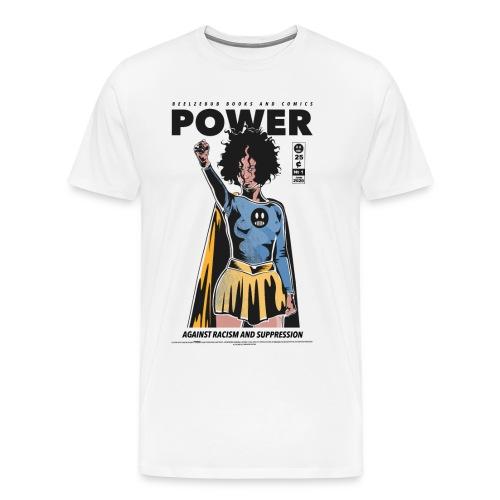 POWER - Männer Premium T-Shirt