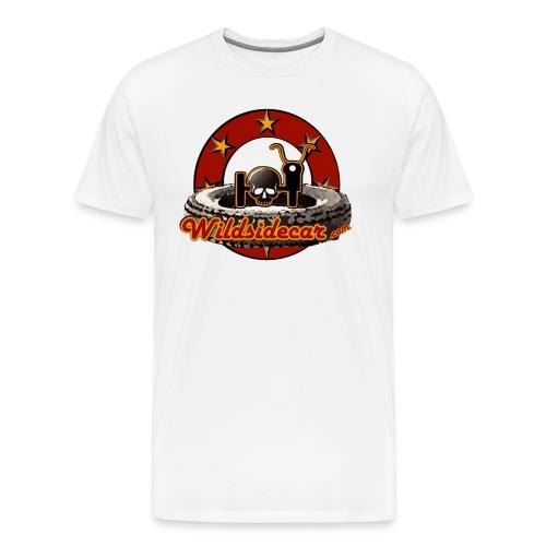 logo wildsidecar 60s gif - T-shirt Premium Homme
