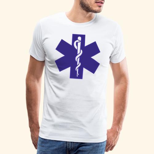 estrella de la vida - Camiseta premium hombre