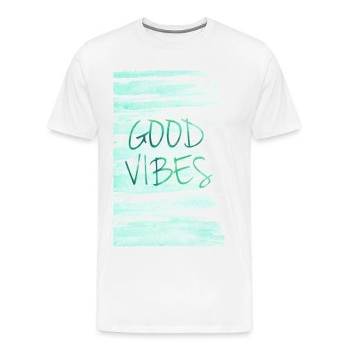 Good Vibes - T-shirt Premium Homme