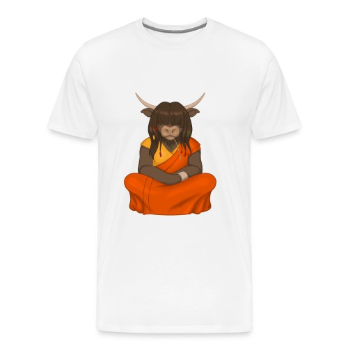 Yaky new png - T-shirt Premium Homme