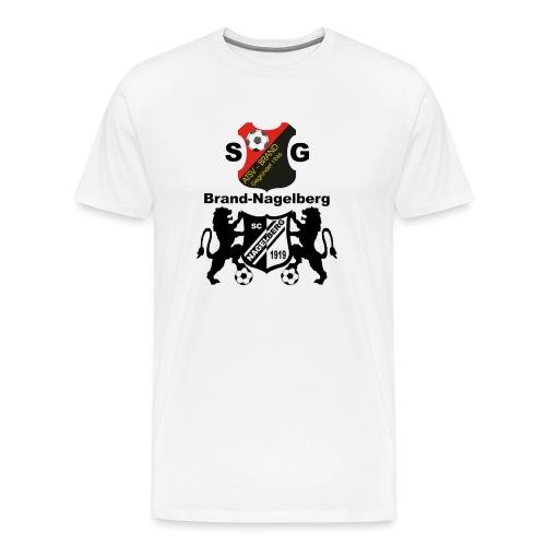 SGBN LOGO - Männer Premium T-Shirt