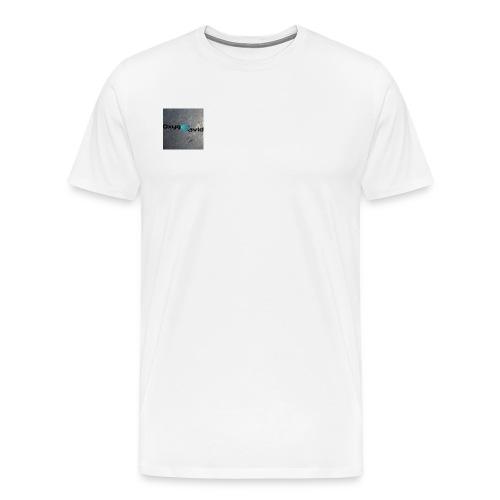 Oxygendavids farming simulator merchandise - Men's Premium T-Shirt