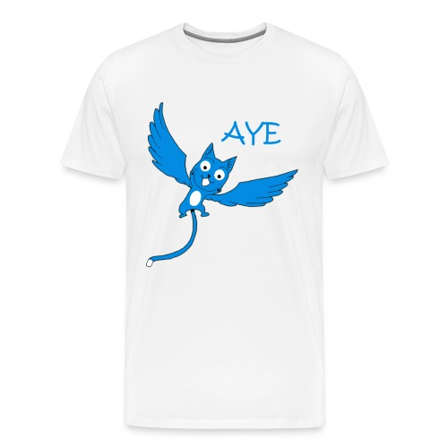 Happy Fairy Tail - Männer Premium T-Shirt