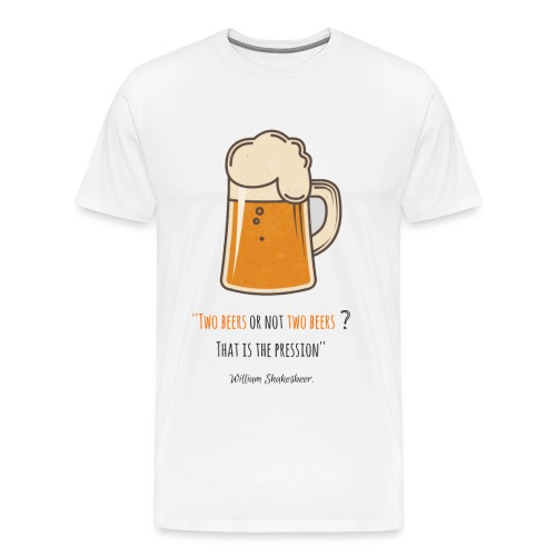 Shakesbeer - T-shirt Premium Homme