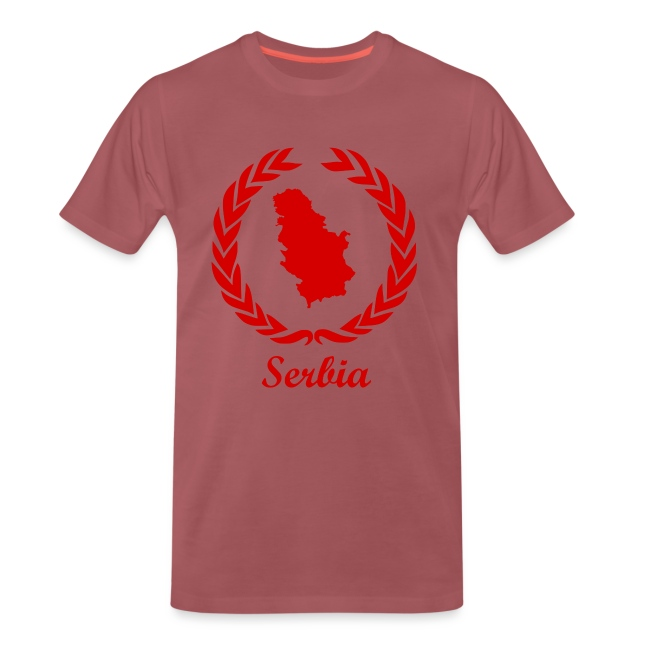 """Connect ExYu """"Serbia"""" Red Editon"""