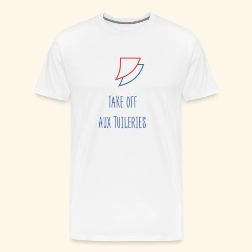 TakeOffAuxTuileries Tshir - T-shirt Premium Homme