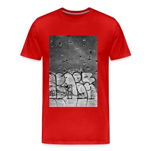 Graffiti - Männer Premium T-Shirt