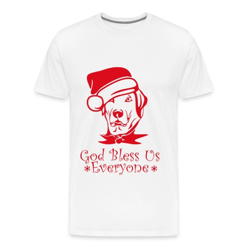 Christmasdogs Isle - Men's Premium T-Shirt