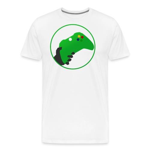 LazerzZ-Logo - Men's Premium T-Shirt