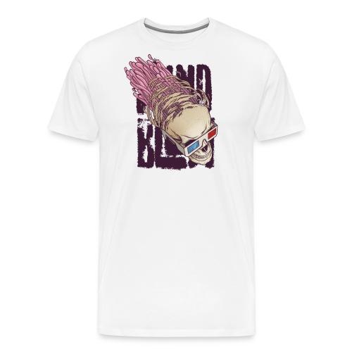 MIND BLOWN - Koszulka męska Premium