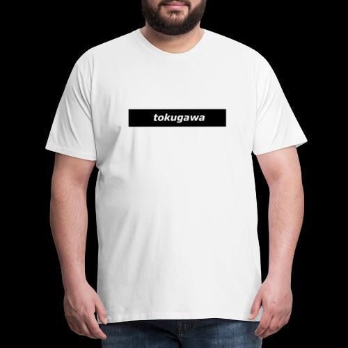 tokugawa banner - Men's Premium T-Shirt