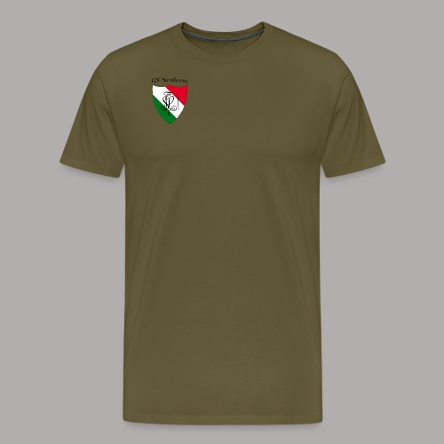 Wappen Struthonia (vorne) - Männer Premium T-Shirt
