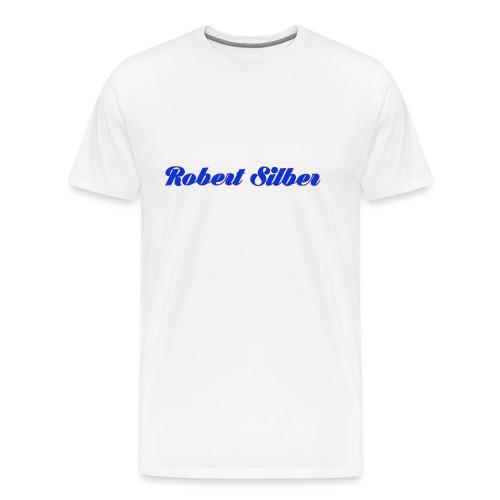 Robert Silber - Männer Premium T-Shirt