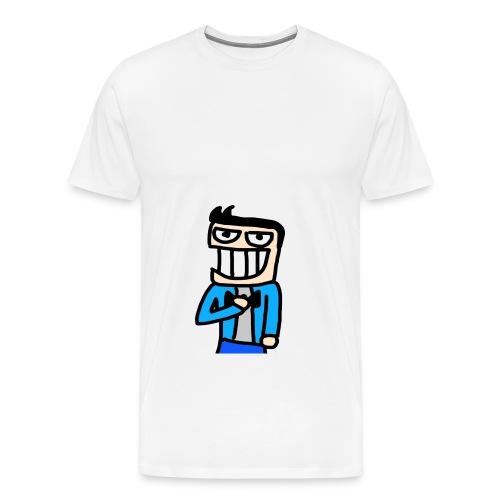 TeeCraftHD - Men's Premium T-Shirt