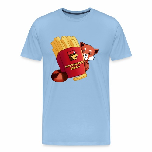 frittenfettSenpai - Männer Premium T-Shirt