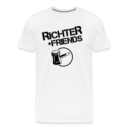 rf logo shirts - Männer Premium T-Shirt