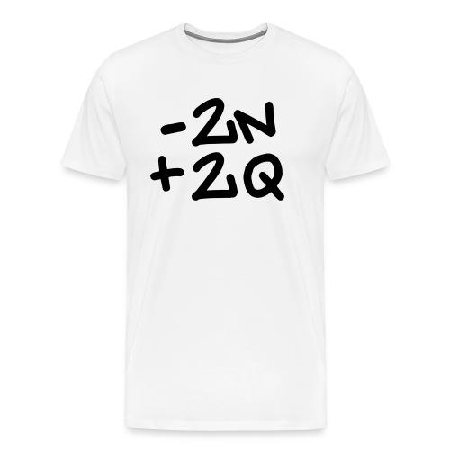-2n+2q - Men's Premium T-Shirt