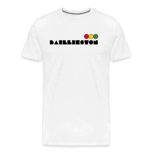 baillieston - Men's Premium T-Shirt