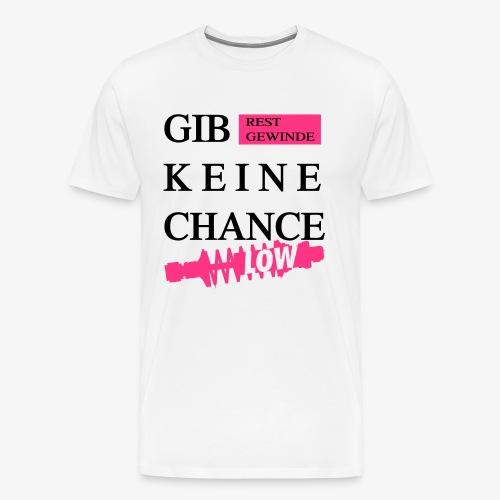 Restgewinde - Männer Premium T-Shirt