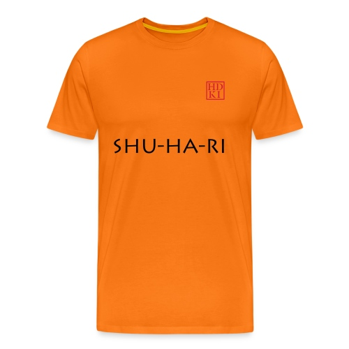 Shu-ha-ri HDKI - Men's Premium T-Shirt